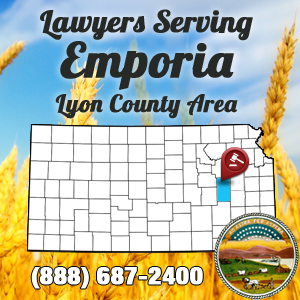 Emporia Car Accident Lawyer Map