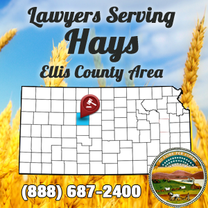 Hays Car Accident Lawyer Map