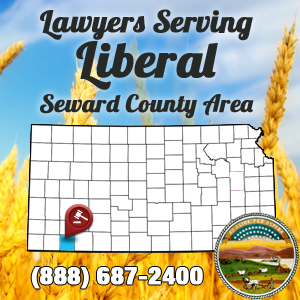 Liberal Car Accident Lawyer Map