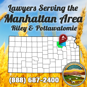 Manhattan Car Accident Lawyer Map