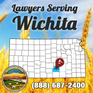 Wichita Car Accident Lawyer Map