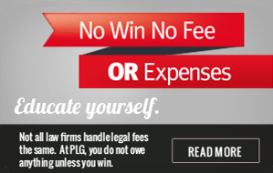 If we do not win, you owe no fee or expenses.