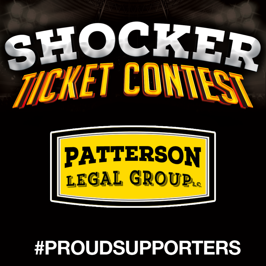 Win Shocker Tickets with Patterson Legal Group