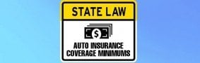Minimum Auto Insurance Across State Lines