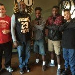 Patterson Legal Group Gives Teens their First WSU Shocker Experience