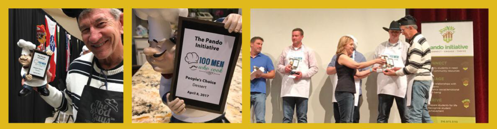 Pando Initiative's 100 Men Who Cook Gallery