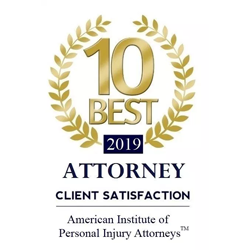 10 Best American Institute of Personal Injury Attorneys 2019