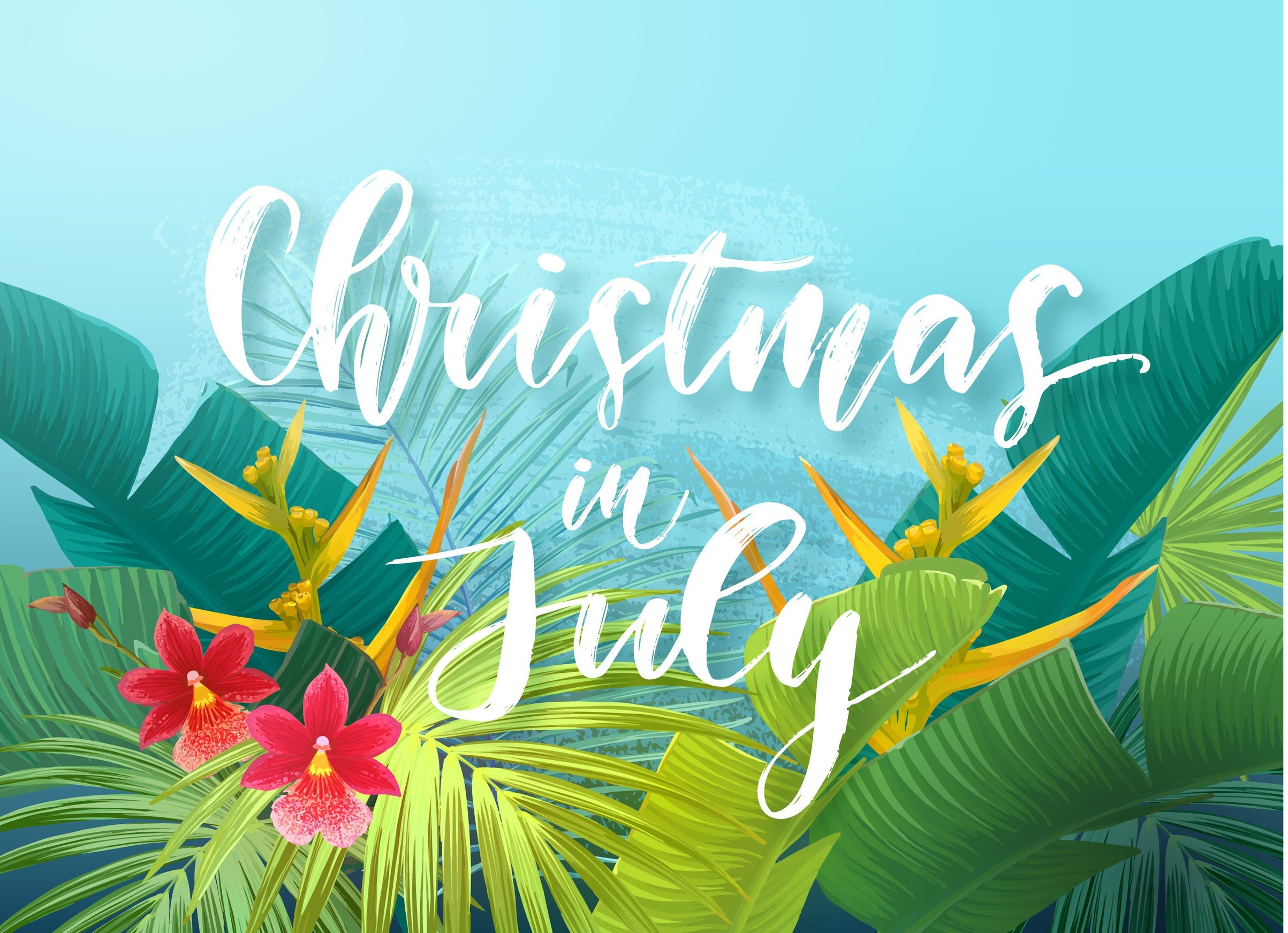 Patterson Christmas in July Rules