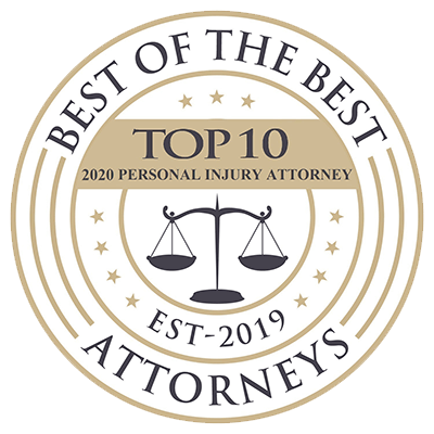 Top 10 2020 Personal Injury Lawyers